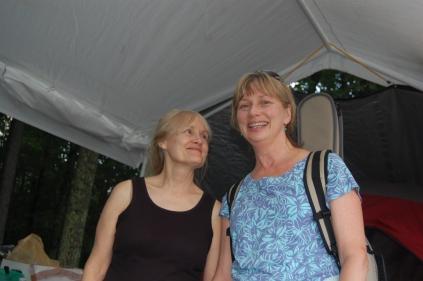 Becky & Friend